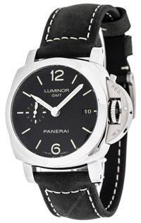 Black Luxury Luminor Watch