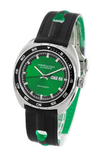 auto green watch