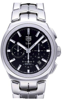 Silver Luxury Sports Watch